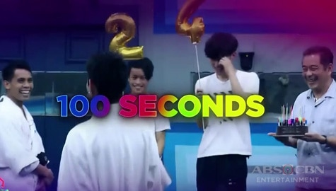 PBB Otso Big Night: Kapamilya Stars reenact 100 second moments inside Kuya's house Image Thumbnail