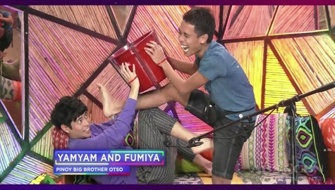 PBB Otso Big Night: The Best Of Pagpapakatotoo Moments inside Kuya's house Image Thumbnail