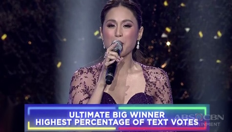 PBB Otso Big Night: Ultim8 Big Winner Voting Mechanics Image Thumbnail
