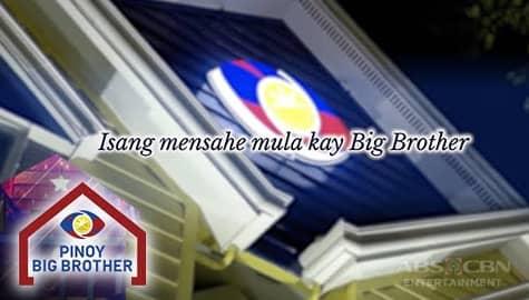 Pinoy Big Brother: Isang espesyal na mensahe mula kay Kuya Thumbnail