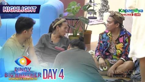 Madam Inutz at Brenda, nagkasagutan sa simula ng kanilang weekly task