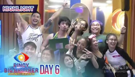 Day 6: Celeb Housemates, dinamayan sa kalungkutan si KD | PBB Kumunity Thumbnail