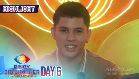 Day 6: Kuya, ibinigay ang unang hamon ni Kyle | PBB Kumunit Thumbnail
