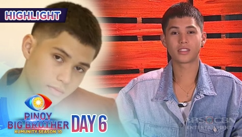 Day 6: Meet Kyle Echarri - Ang Golden Boy ng Cebu | PBB Kumunity Thumbnail