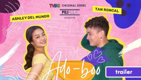 PILIkula Presents: AdoBoo! with Ashley Del Mundo and Tan Roncal | Trailer Image Thumbnail