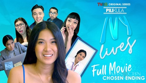 PILIkula: Ivy Lives Full Movie (Chosen Ending) | Lou Yanong