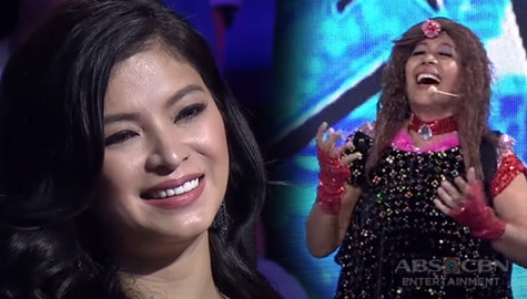 """WATCH: Bruna Oporto excites audience with her interpretation of """"Isang Linggong Pag-ibig"""" Thumbnail"""