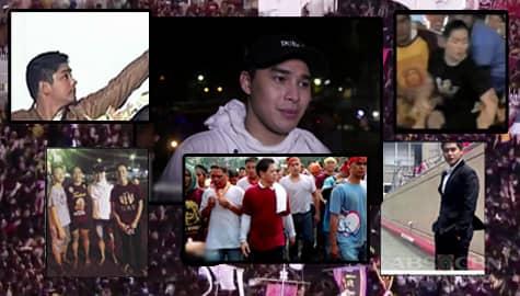 Rated K: Mga sikat na personalidad na deboto ng itim na Nazareno Image Thumbnail