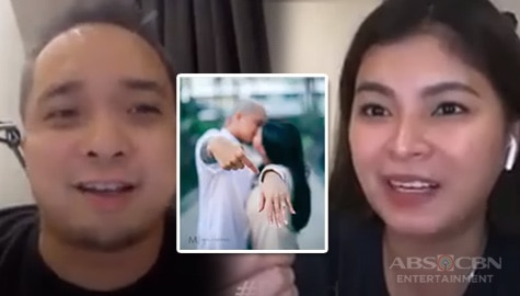 Rated K: Angel Locsin, inaming dapat ay ikakasal na sila this year ni Neil Arce