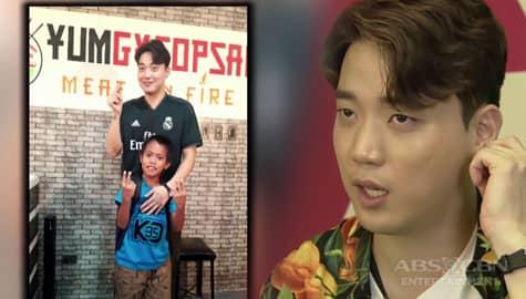 Rated K: Ryan Bang, naantig ang puso sa viral kid na si Jeffrey Image Thumbnail