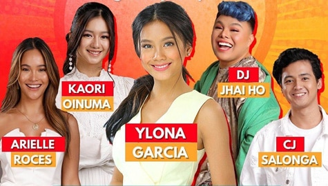 We Rise Together LIVE with Ylona Garcia, DJ Jhai Ho, CJ Salonga, Kaori Oinuma & Arielle Roces