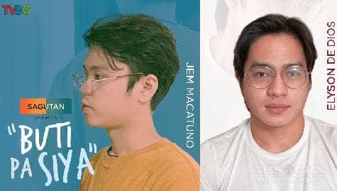 "Sagutan: ""Buti Pa Siya"" | Jem Macatuno & Elyson De Dios Thumbnail"