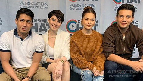 Ejay, Aljur, Jessy and Elisse talk about their roles in Sandugo Image Thumbnail