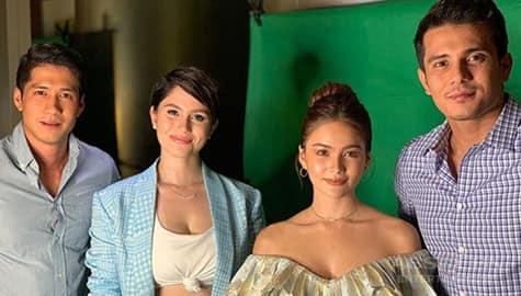 Sandugo stars Ejay, Aljur, Jessy and Elisse on Kapamilya Confessions Image Thumbnail
