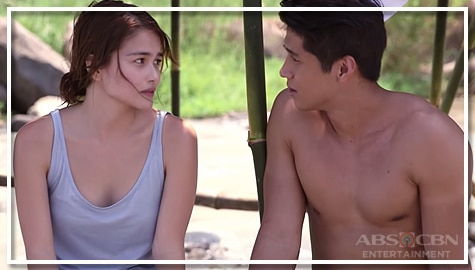 10 'kilig' scenes of Leo and Grace in Sandugo | Kapamilya Toplist Image Thumbnail