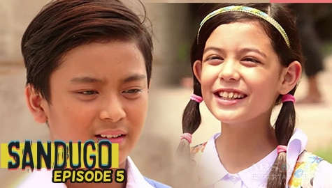 Sandugo: Ang unang pagkikita nina JC at Melissa   Episode 5 Thumbnail