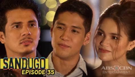 Sandugo: Leo, ipinaalam ang kanilang relasyon ni Grace kay JC | Episode 35 Image Thumbnail