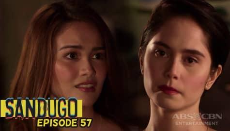 Sandugo: Melissa, pinaratangan na mang-aagaw si Grace   Episode 57 Image Thumbnail