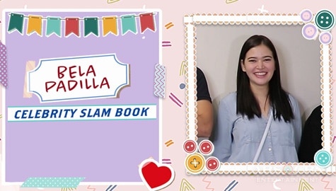 Bela Padilla answers Celebrity Slam Book questions Image Thumbnail