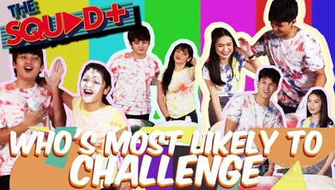 WATCH: Who's Most Like To Challenge by KyCine and SethDrea | The Squad Plus Thumbnail