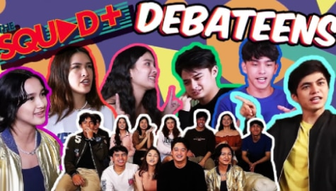 WATCH: Boys vs Girls on Debateens | The Squad Plus Image Thumbnail