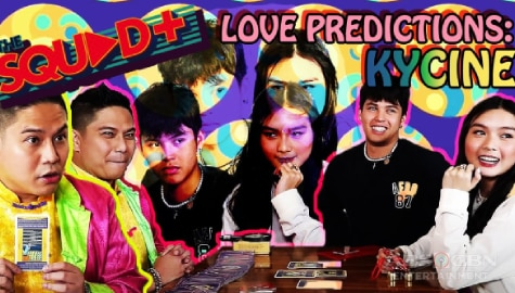 WATCH: Love Predictions with Kyle and Francine  | The Squad Plus Image Thumbnail