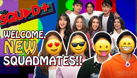 WATCH: Meet the newest members of The Squad+ Image Thumbnail