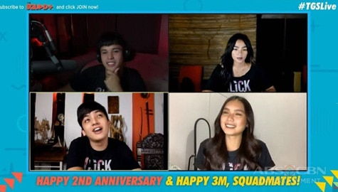 WATCH: The Gold Squad 2nd Anniversary Special | The Squad+ Image Thumbnail