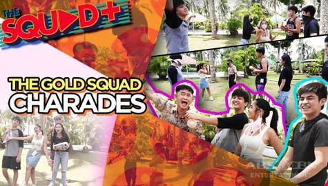 WATCH: Charades with The Gold Squad | The Squad+ Image Thumbnail
