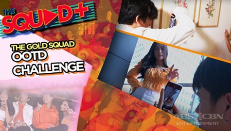 WATCH: OOTD Photography Challenge with The Gold Squad | The Squad+ Image Thumbnail