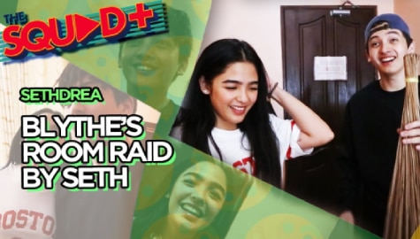 WATCH: Andrea's Room Raid with Seth | The Squad+ Image Thumbnail