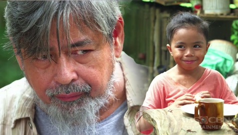 5 scenes of how Buboy brought 'light' back to Mang Greggy's life in Starla| Friday 5 Image Thumbnail