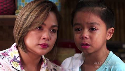 Starla: Buboy, emosyonal sa paghingi ng tawad kay Teresa Image Thumbnail