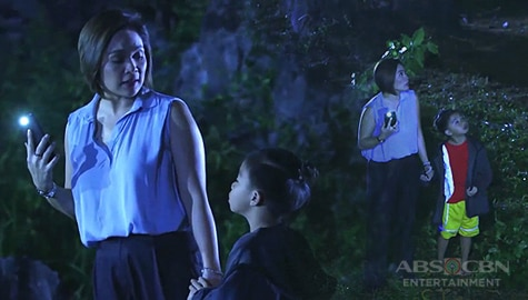 Teresa and Buboy get lost in the dark forest | Starla Recap Image Thumbnail