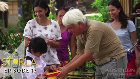 Starla: Ester, sinamahan si Tonton sa pagbigay ng tulong kay Mang Ruben | Episode 17 Image Thumbnail