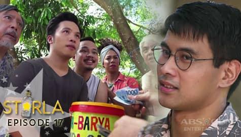 Dexter, napilitan na tumulong kay Mang Ruben | Episode 17