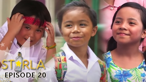Starla: Buboy, tinukso si Tonton kay Angel | Episode 20 Image Thumbnail