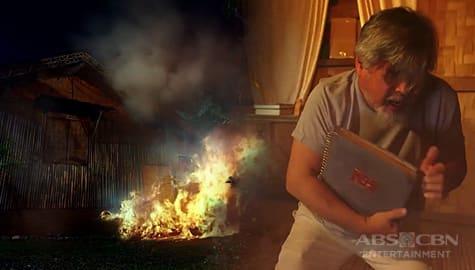 Mang Greggy's house burns to the ground | Starla Recap Image Thumbnail