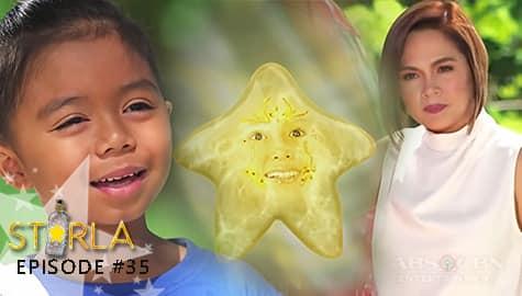 Starla: Buboy at Starla, sinamahan sa trabaho si Teresa | Episode 35 Image Thumbnail