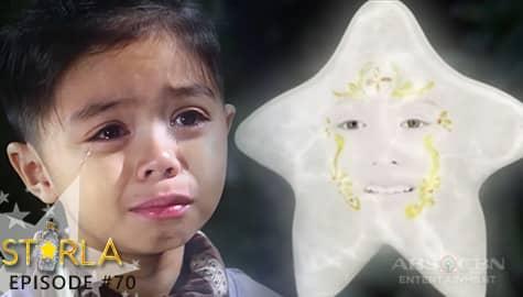 Starla: Buboy at Starla, emosyonal na nagpaalam sa isa't isa | Episode 70 Thumbnail