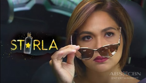 "WATCH: Judy Ann Santos makes teleserye comeback in ""Starla"" Image Thumbnail"