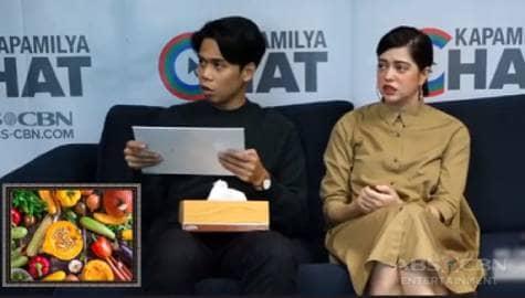 Sue Ramirez plays the Kapamilya Chat's Memory Game Image Thumbnail