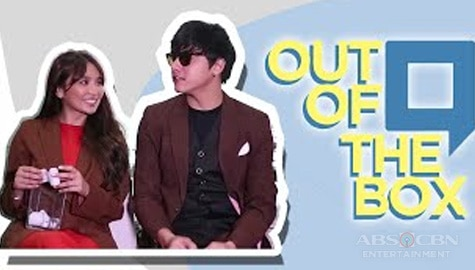 Out Of The Box Challenge with KathNiel Image Thumbnail