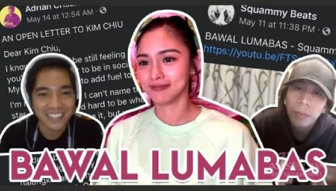 "WATCH: Kim Chiu meets DJ Squammy & Adrian; releases own version of the trending ""Classroom"" song"