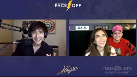 Star Magic Face-Off: Sofia Andres and Daniel Miranda Image Thumbnail