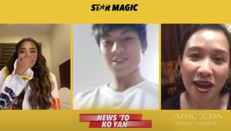 News 'To Ko Yan: Riva Quenery surprised by her special visitors Image Thumbnail