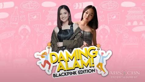 "AC Bonifacio vs Sharlene San Pedro on ""Daming Alam"" BLACKPINK edition Image Thumbnail"