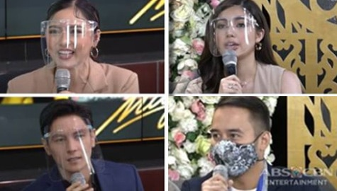 #StarMagicShinesOn: Star Magic artists share thoughts on staying Kapamilya  Image Thumbnail