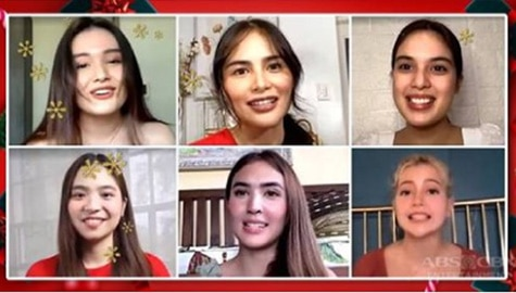 WATCH: Star Magic artists greet you a Merry Christmas! Image Thumbnail