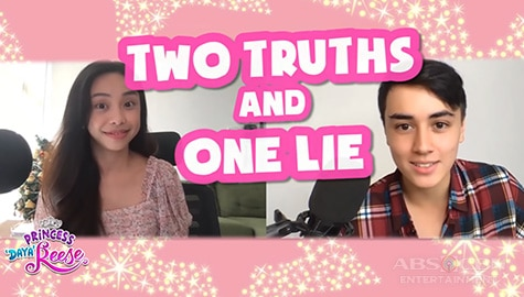 Two Truths and a Lie with Maymay Entrara and Edward Barber Image Thumbnail